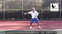 [TennisLesson]更紧凑有力的正手击球-帮你解决手臂紧张和击球点晚的问题 中文字幕 Online Tennis Instruction