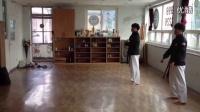 跆拳道品势训练【加温努力 - 金刚】