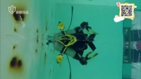 周末去哪玩:炎炎夏日  主播带你学潜水 上海早晨 160625