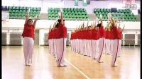 快乐舞步健身操完整示范表演