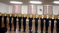 武汉体育舞蹈艺术学校高一B班公开课 MOV08060
