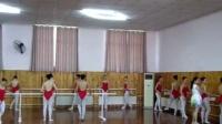 武汉体育舞蹈艺术学校高一B班公开课 MOV08086