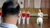 武汉体育舞蹈艺术学校高一B班公开课 MOV08088