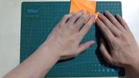 折纸教程:教你折鱿鱼~夏日烧烤吃货必备呦!