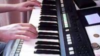(原创)雅马哈 PSR--S650电子琴演奏《清风之恋》 寻梦演奏