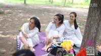 燕郊瑜伽户外培训--安娜舞蹈培训学院