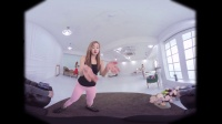 360 VR  全景 虚拟现实  Fit girls 第一视觉手把手 嘿嘿嘿 锻炼body First-person View