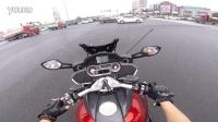 90后GT-Biker~只闻其声,不见其速~之路遇保时捷911街头加速~