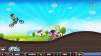 ❤爱探险的朵拉历险记❤亲子小游戏爱冒险朵拉自和迪亚哥的自行车比赛