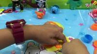 益智游戏 长颈鹿 小熊熊 制作 橡皮泥 彩泥