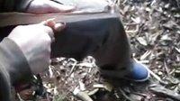 bushcraft HOW TO MAKE A BUSH PIPE