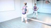 【零基础镜面练习室舞蹈教学】—上腰部 韩国时尚前卫性感劲歌热舞视频教程_高清