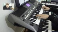 千与千寻 口琴电子琴演奏 - 符正校