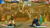 格斗极限 2016《街霸5》- Mago VS Kazunoko 2016.7.9
