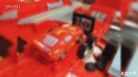 【玩具侠】【静态欣赏】汽车总动员麦大叔场景货柜车