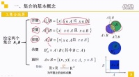 1.高等数学之集合