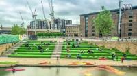 趣味伦敦延时摄影《伦敦水道-仲夏之旅》
