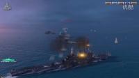 战舰世界 无敌舰队:北卡罗来纳级战列舰 North Carolina