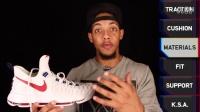 杜兰特第9代签名鞋 Nike Zoom KD 9 篮球鞋实战评测