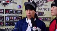2016bboy西昌 rock west jam街舞比赛 裁判 Bboy Masta roy 冀伟达(北京)采访EAT-TV出品