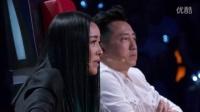 《中国新歌声》超级剧透 首位学员调戏哈林上台踩背_标清