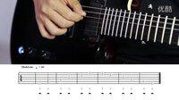 弹琴吧电吉他入门教程第一课-右手拨空弦练习