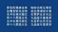《阿弥陀经》(庄严唱诵)(贵贵美珠珠)