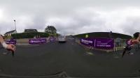 【环法自行车赛】360°全景视频 - 前导车童