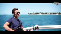 David Adam Byrnes - Pretty Blue View ( Official Video )