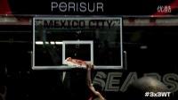 FIBA3x3年度MSP—马塞尔·艾森乌内