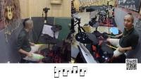 凯文先生 张杰《逆战》架子鼓教学教程自学速成