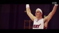 Gareth Bale - NBA UK #HalfCourt challenge!! NBA半场投篮挑战 贝尔