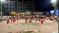 济南商河金苹果幼儿园篮球表演