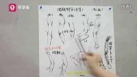 学艺宝美术专业教学视频—速写教学(人体躯干)