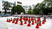 遂宁市职校学前专业部首届大课间活动比赛07