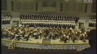 1995年芝加哥华人谢幕合唱冼星海《保卫黄河》