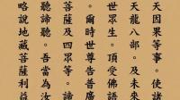 《地藏菩萨本願经》读诵版 (全集)