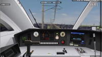Bve5-高速試験線 特急「スマイルライナー」 高坂~吉良空港
