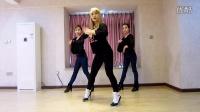 美女舞蹈老师 爵士舞《坏天使》 舞蹈教学视频 3