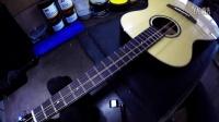 民谣吉他换弦方法(ROYALL荣御乐器)