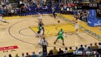 《NBA2K16》激战勇士四巨头