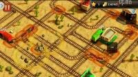 3D托马斯托托铁路惊魂第27期 西部拓荒时代第20关 过家家玩具托马斯列车 托马斯动画片