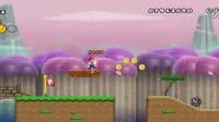 (小Q解说)新超级马里奥兄弟Wii newer版全收集第四世界上(多和谐的世界)