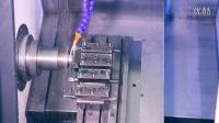 震环机床Z-MaT——CNC300线轨排刀数控车床
