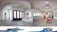 360 VR 全景 虚拟现实 两个韩国女友你选择哪个呢?有个女神女友真的真的真的很好