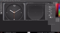 ICON快速成型-时钟-UI每日一课01