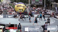 FIBA3x3年度MSP—帕拉弗拉