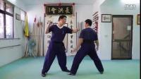 太极拳实战教学之中线