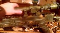 Airgun PCP AVA RAR  VL-12 складной приклад