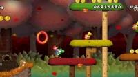 (小Q解说) 新超级马里奥兄弟Wii newer版全收集第A世界(必须爬蜂巢吗)
